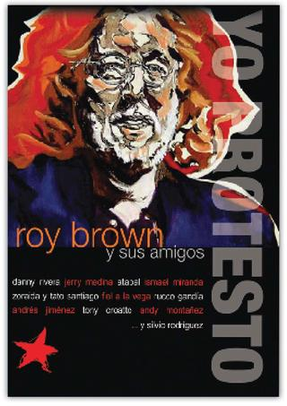 Yo protesto, Roy Brown